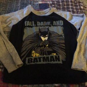 Other - Sale Batman boys XS great preloved 100% cottnshirt